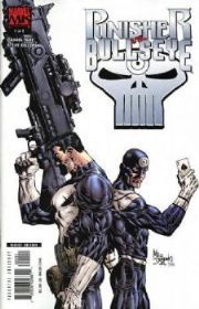 Punisher Vs. Bullseye Comics